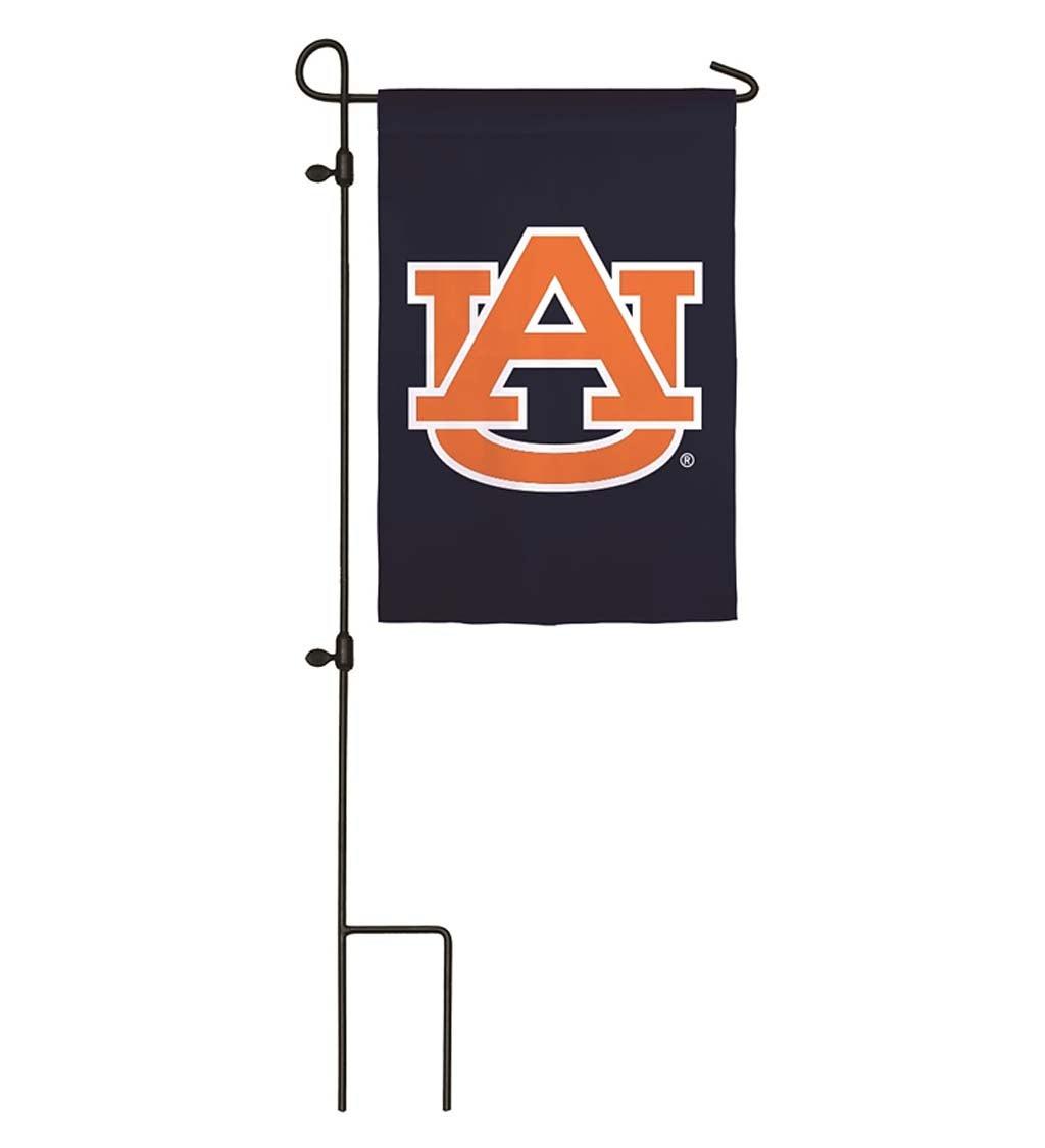Auburn University Applique Garden Flag