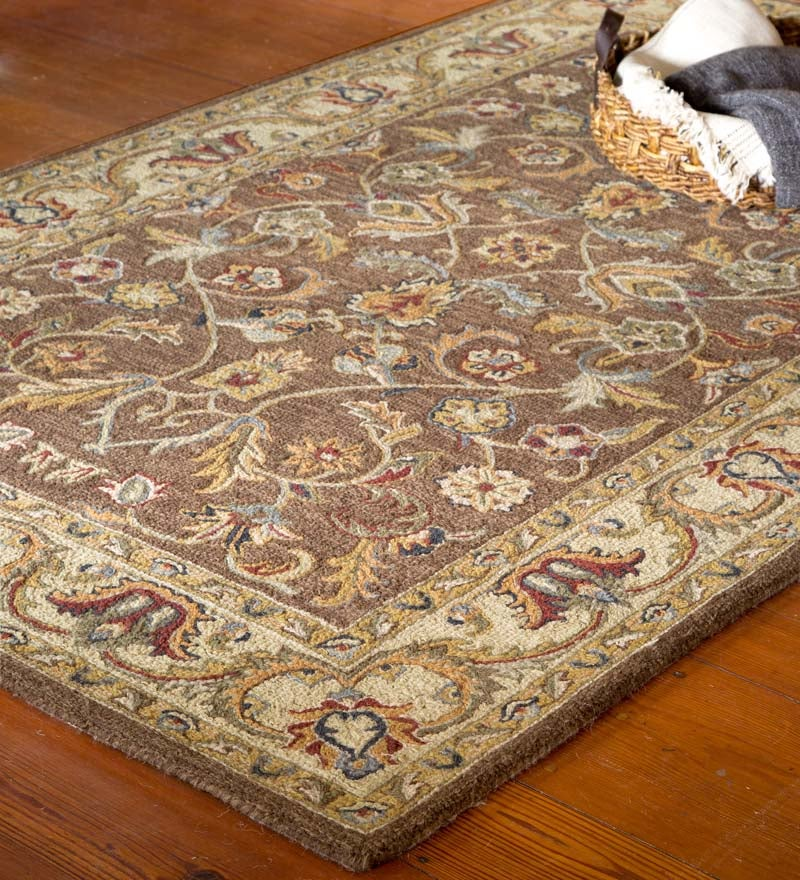 Details About Mclean 100 Pure Wool Rug 42 X 66