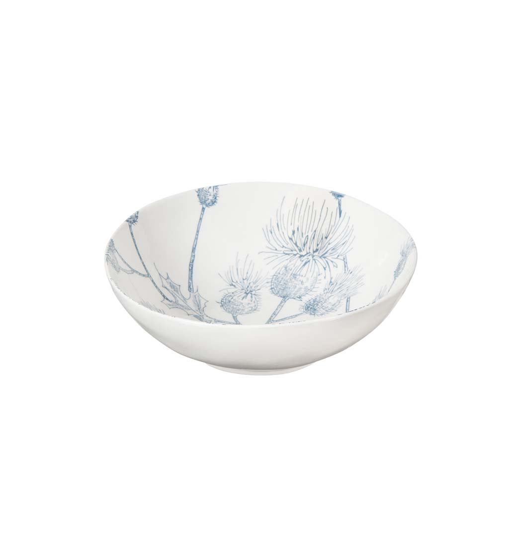 Botanical Brunch Ceramic Bowl