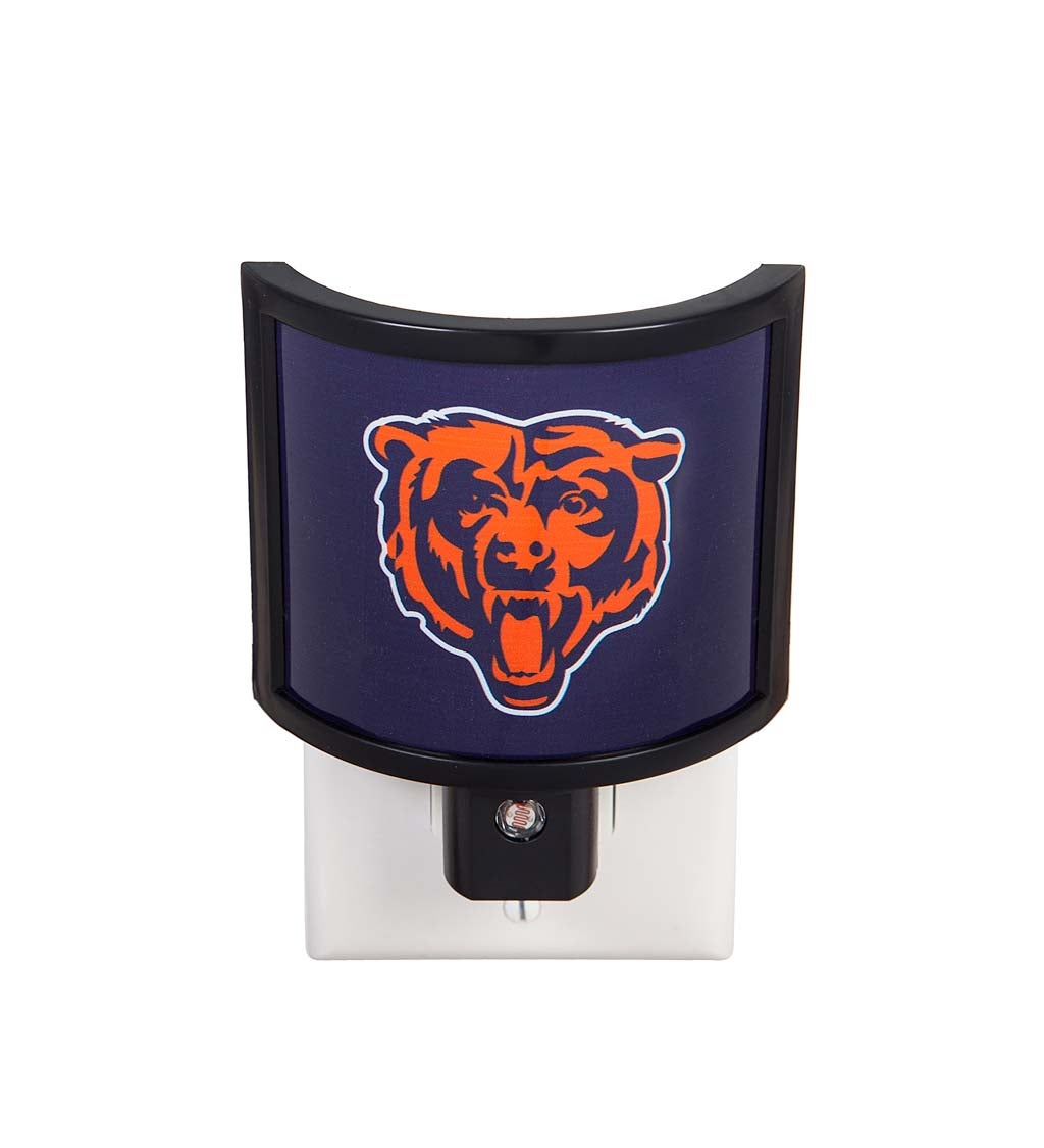 Chicago Bears Curved Nightlight