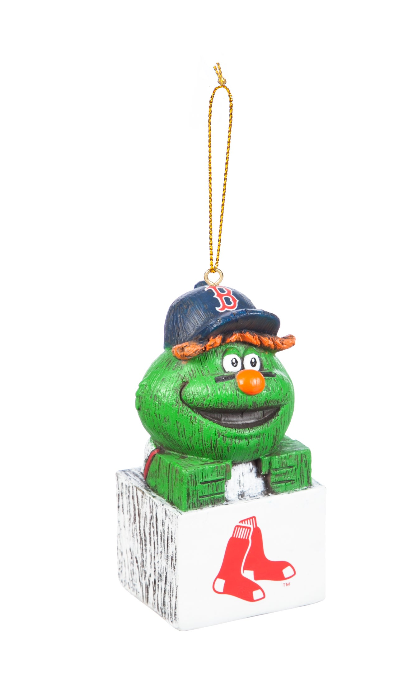 Boston Red Sox Mascot Ornament