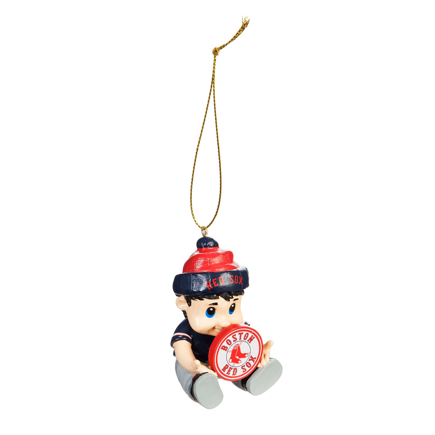 Boston Red Sox New Lil Fan Ornament