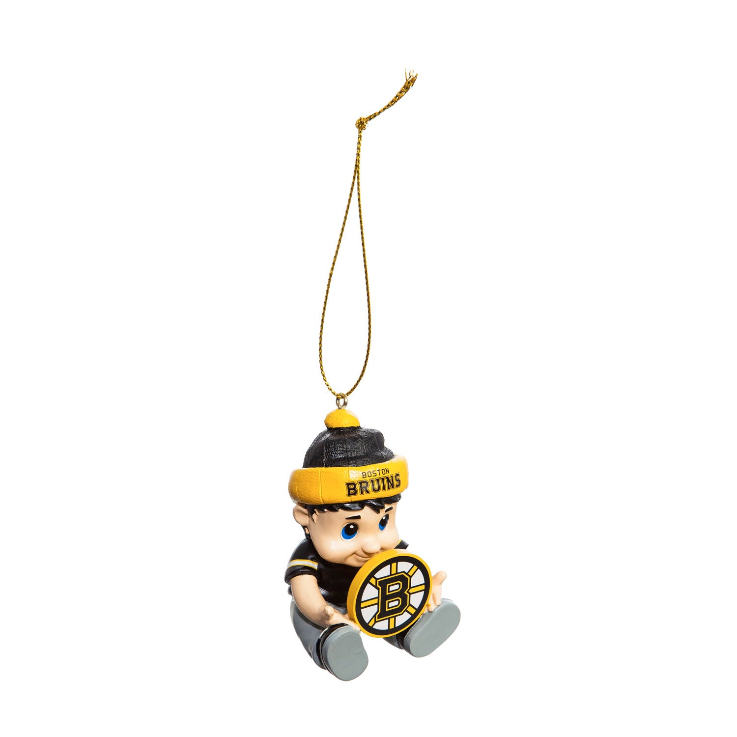 Boston Bruins New Lil Fan Ornament