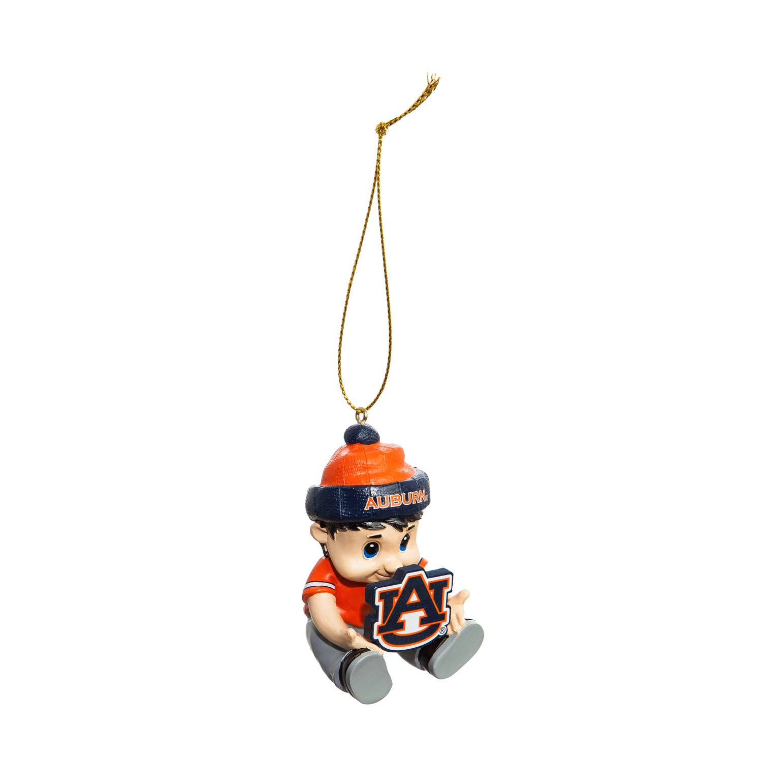Auburn University New Lil Fan Ornament