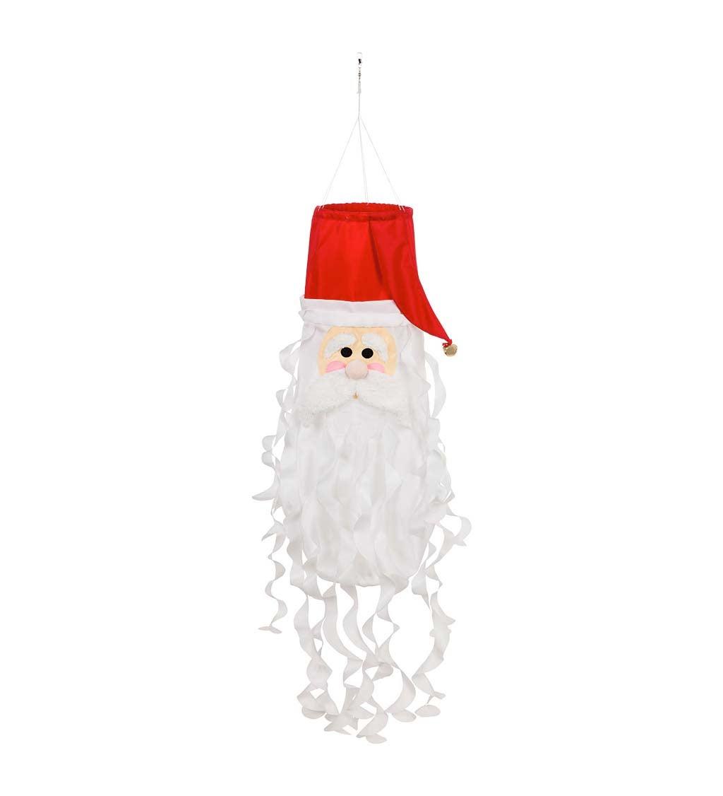Santa 3D Windsock