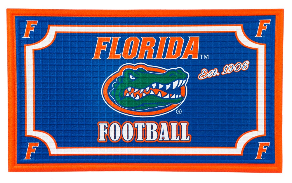 Florida State Seminoles Embossed Floor Mat