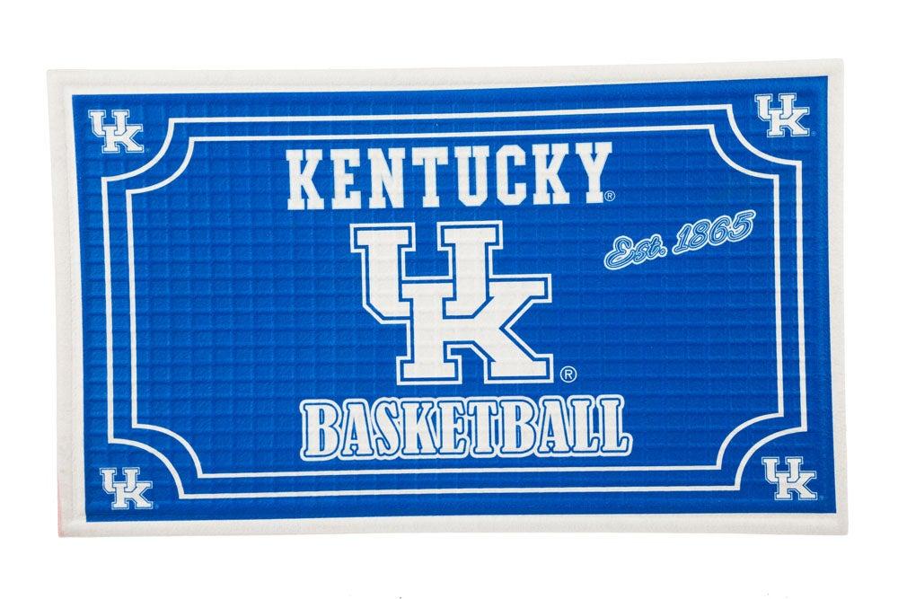 Kentucky Wildcats Embossed Floor Mat