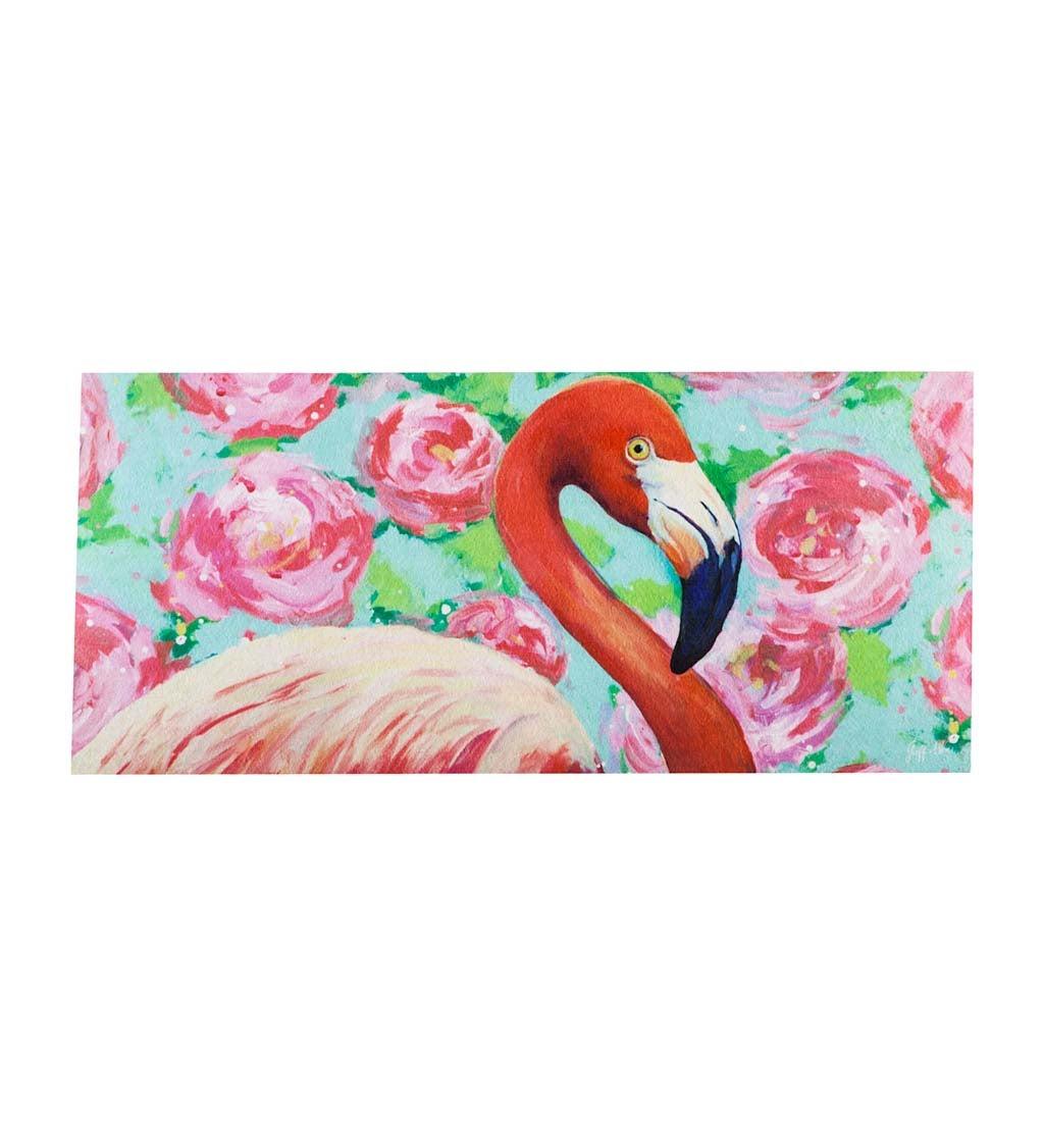 Floral Flamingo Sassafras Switch Mat