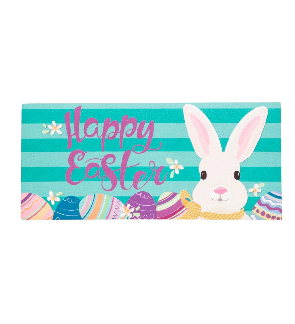 Easter Bunny Sassafras Switch Mat