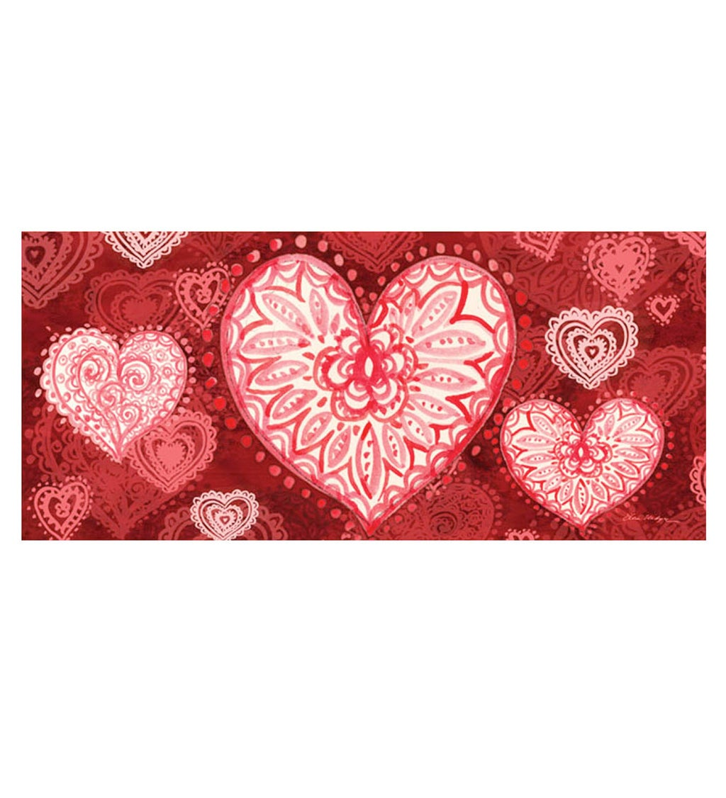 All You Need is Love Sassafras Switch Mat