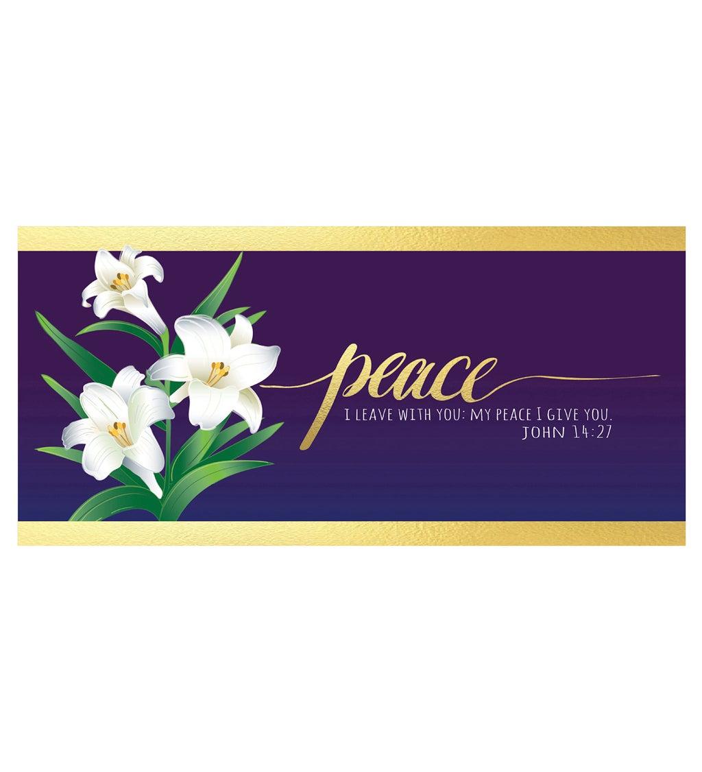 Easter Lilies Sassafras Switch Mat