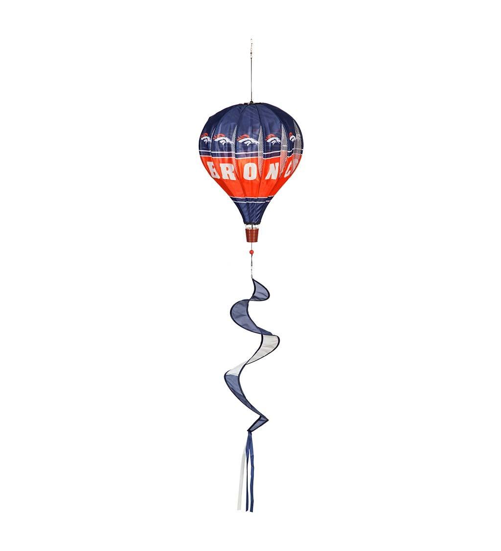 Denver Broncos Balloon Spinner