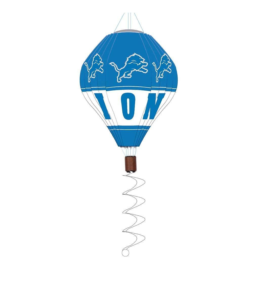 Detroit Lions Balloon Spinner