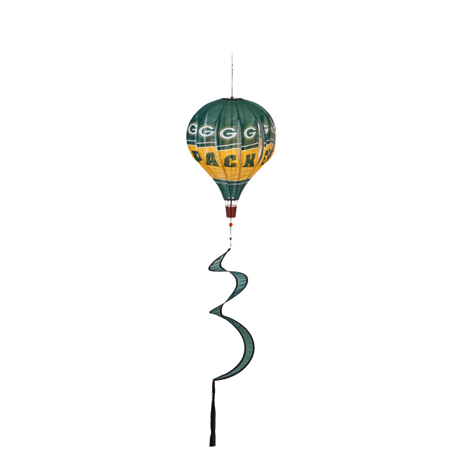 Green Bay Packers Balloon Spinner