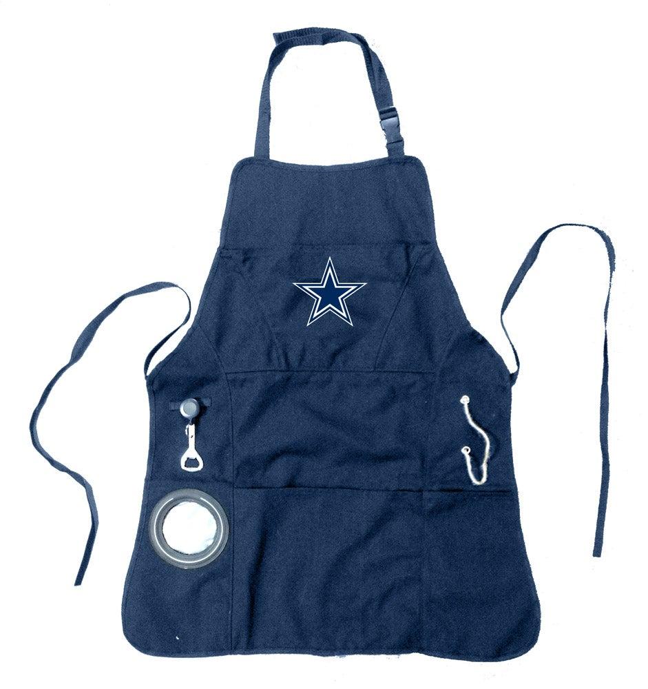 Dallas Cowboys Logo Grilling Apron