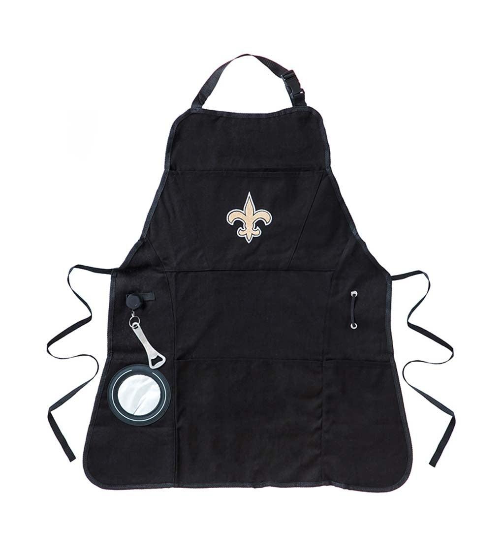 New Orleans Saints Logo Grilling Apron