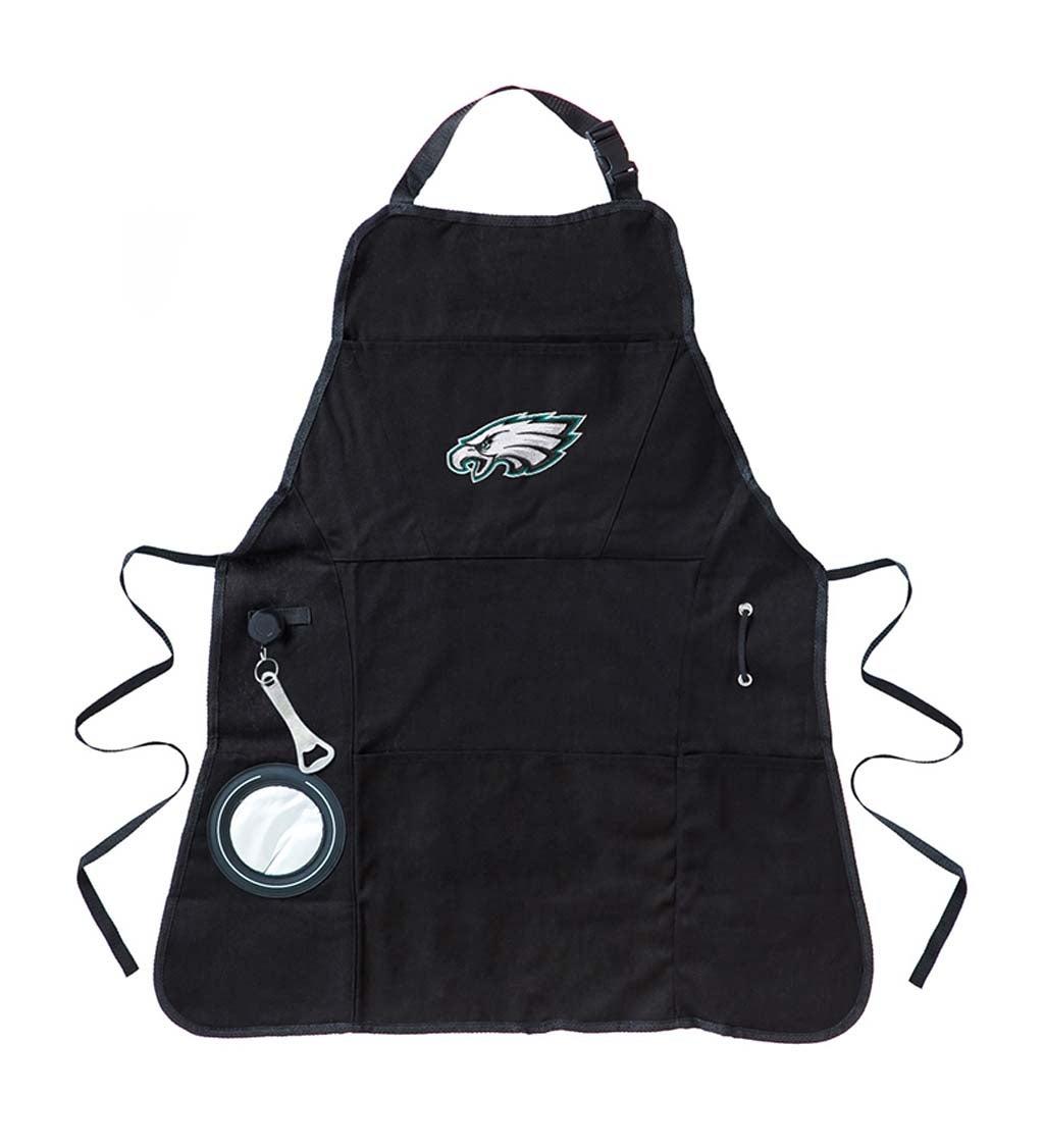 Philadelphia Eagles Logo Grilling Apron