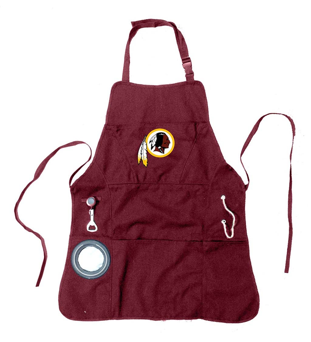 Washington Redskins Logo Grilling Apron