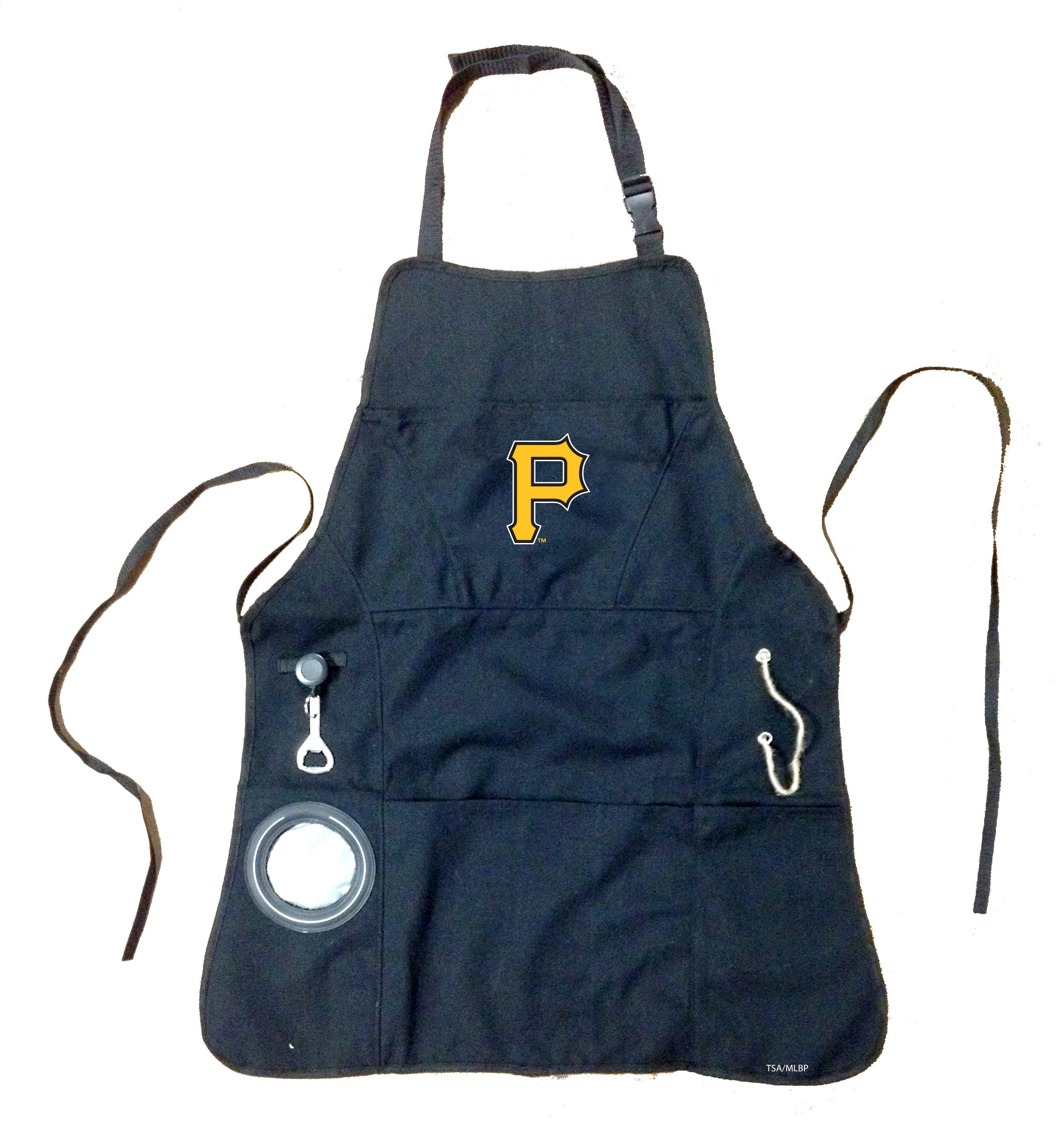 Grilling Apron, Pittsburgh Pirates