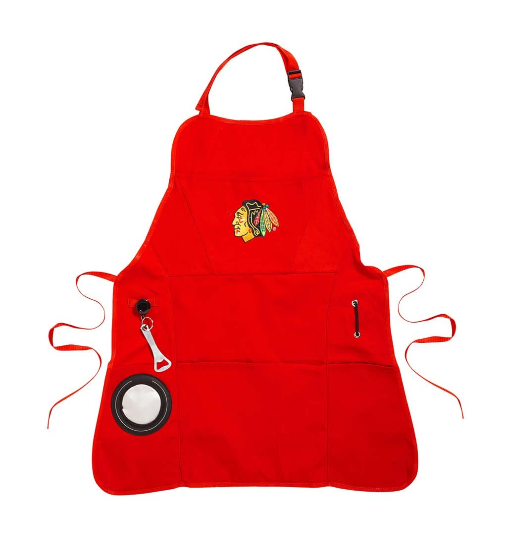 Chicago Blackhawks, Grilling Apron