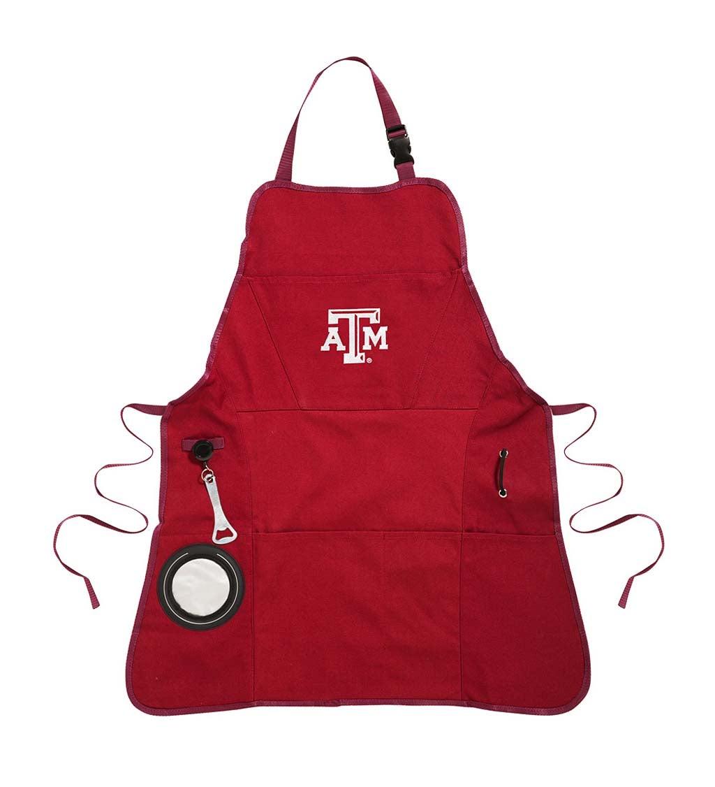 Texas A & M Aggies Logo Grilling Utility Apron