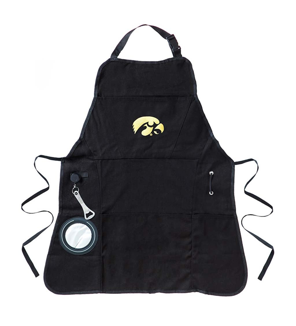 University of Iowa Grilling Apron
