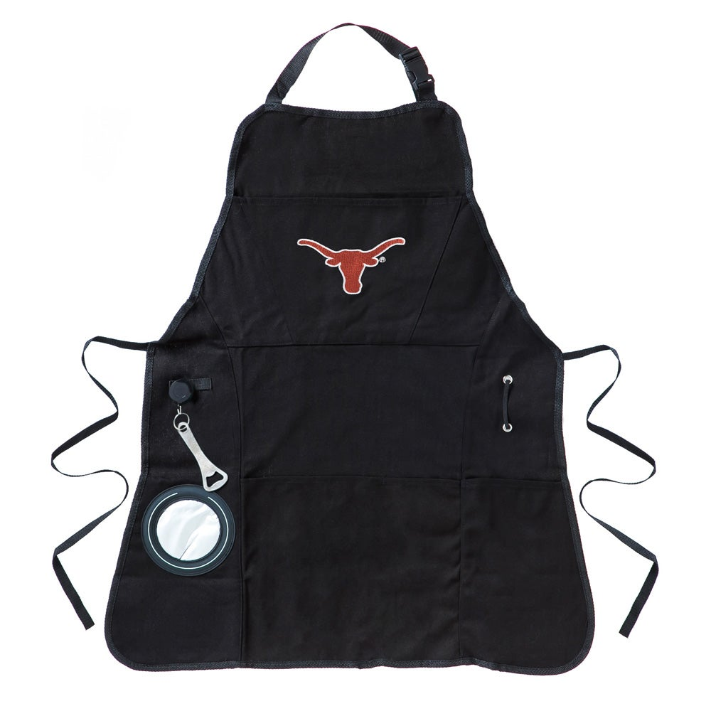 University of Texas Longhorns Logo Grilling Utility Apron