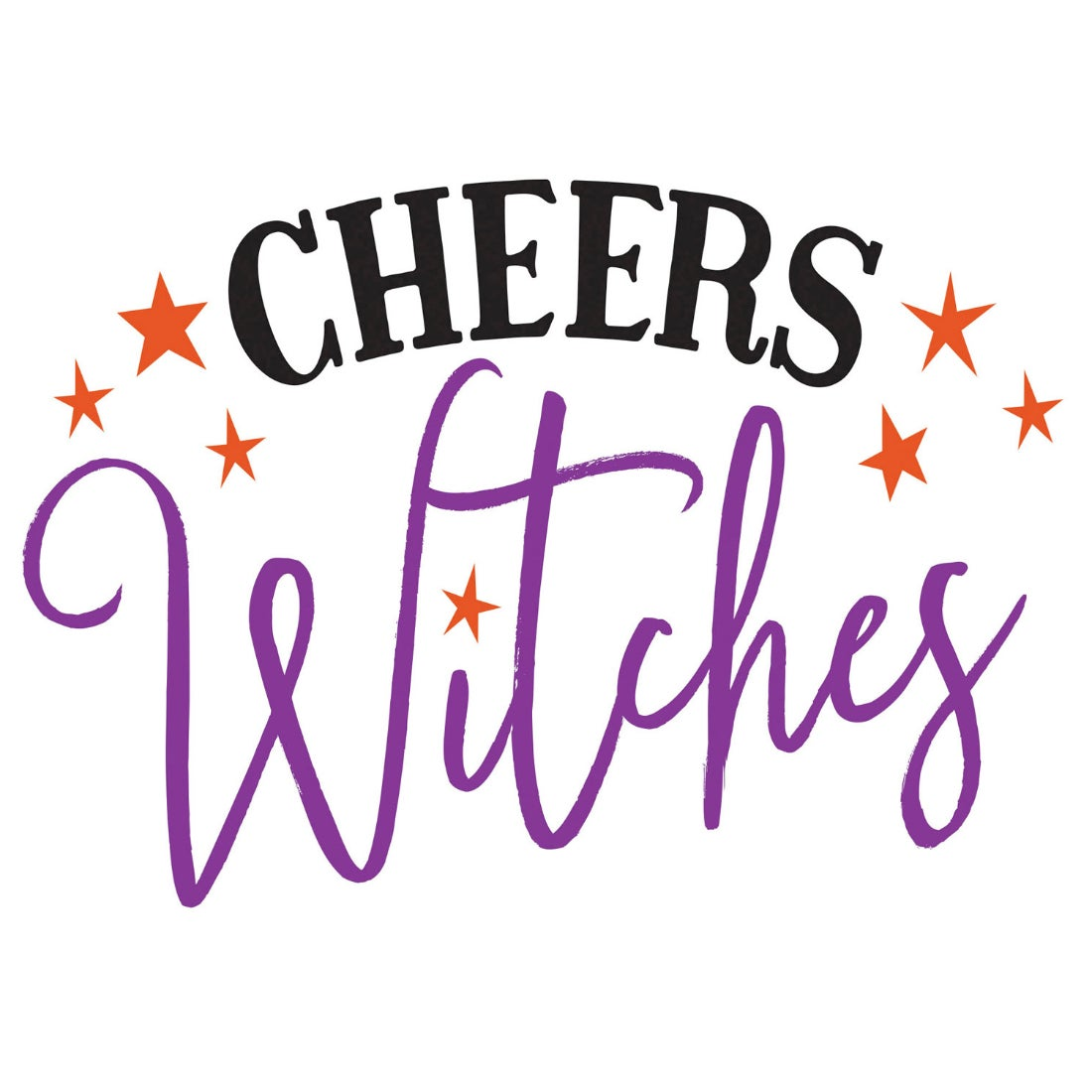 Cheers Witches Paper Cocktail Napkins, 20 count