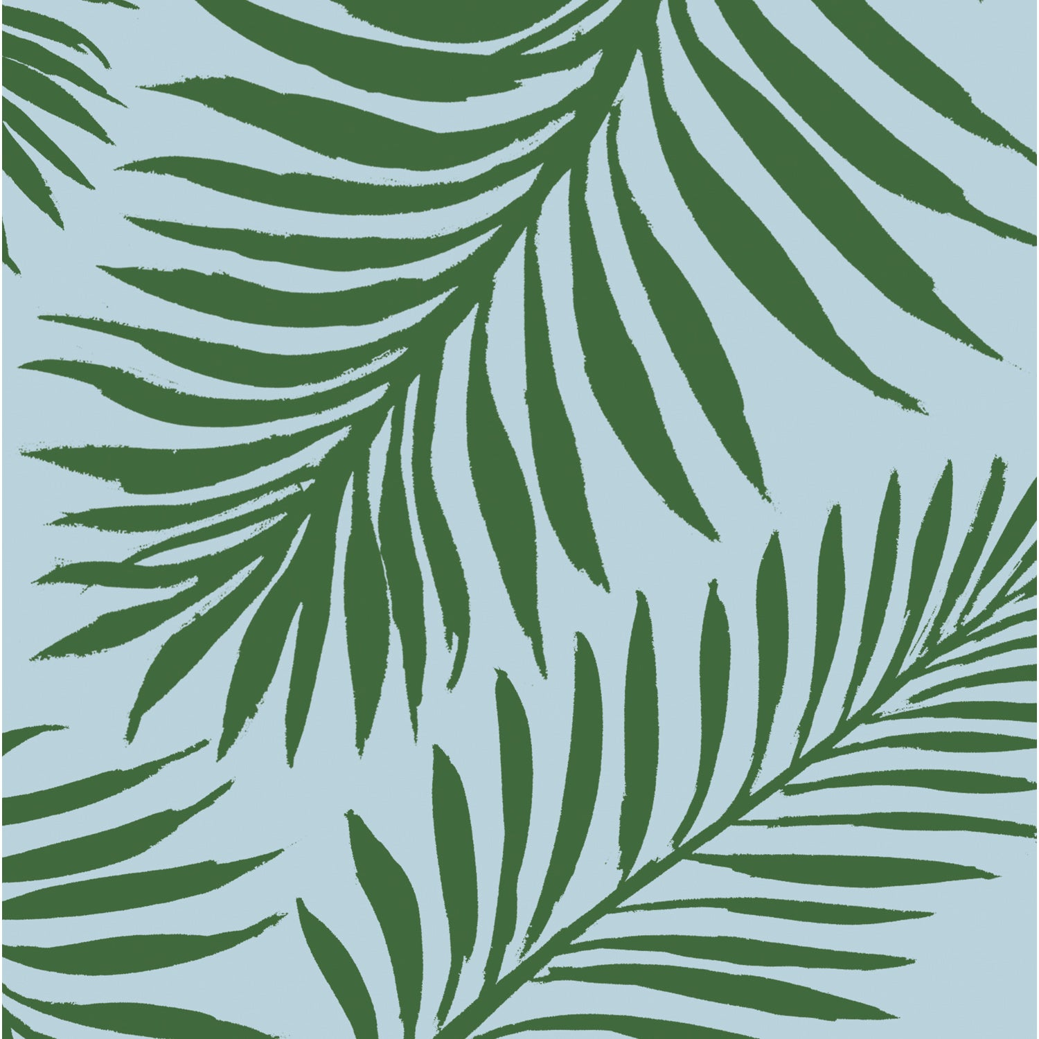 Palm Leaves Paper Luncheon Napkins, 20 count