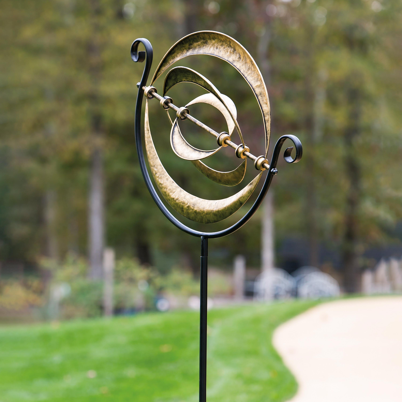 Galactic Metal Wind Spinner