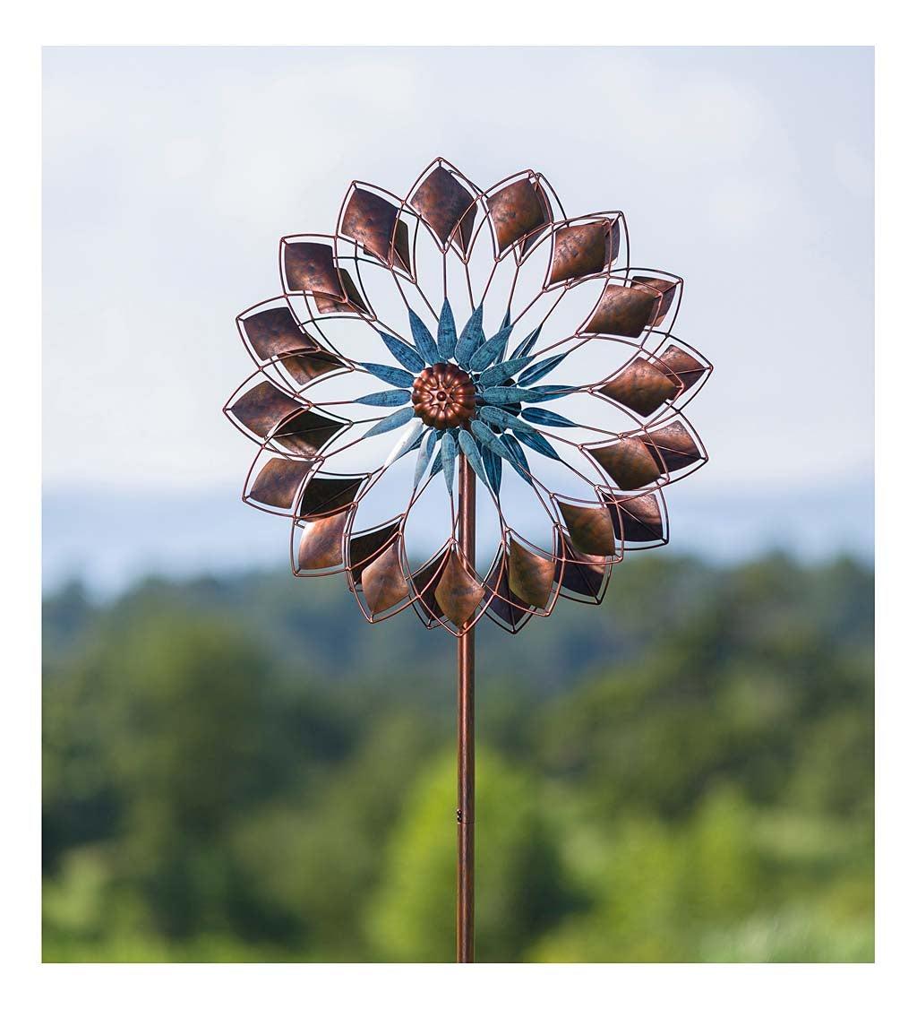 Succulent Copper Spinner