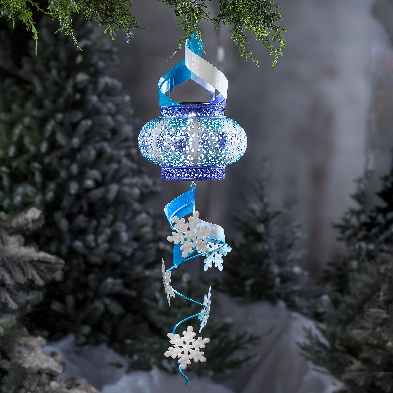 Hanging Seasonal Swirl Spinner