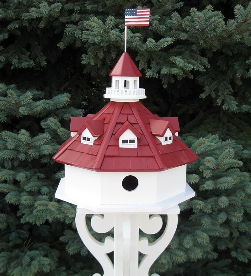 Annapolis Lighthouse Birdhouse