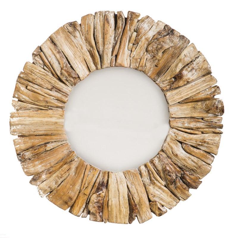 Driftwood Natural Beauty Mirror
