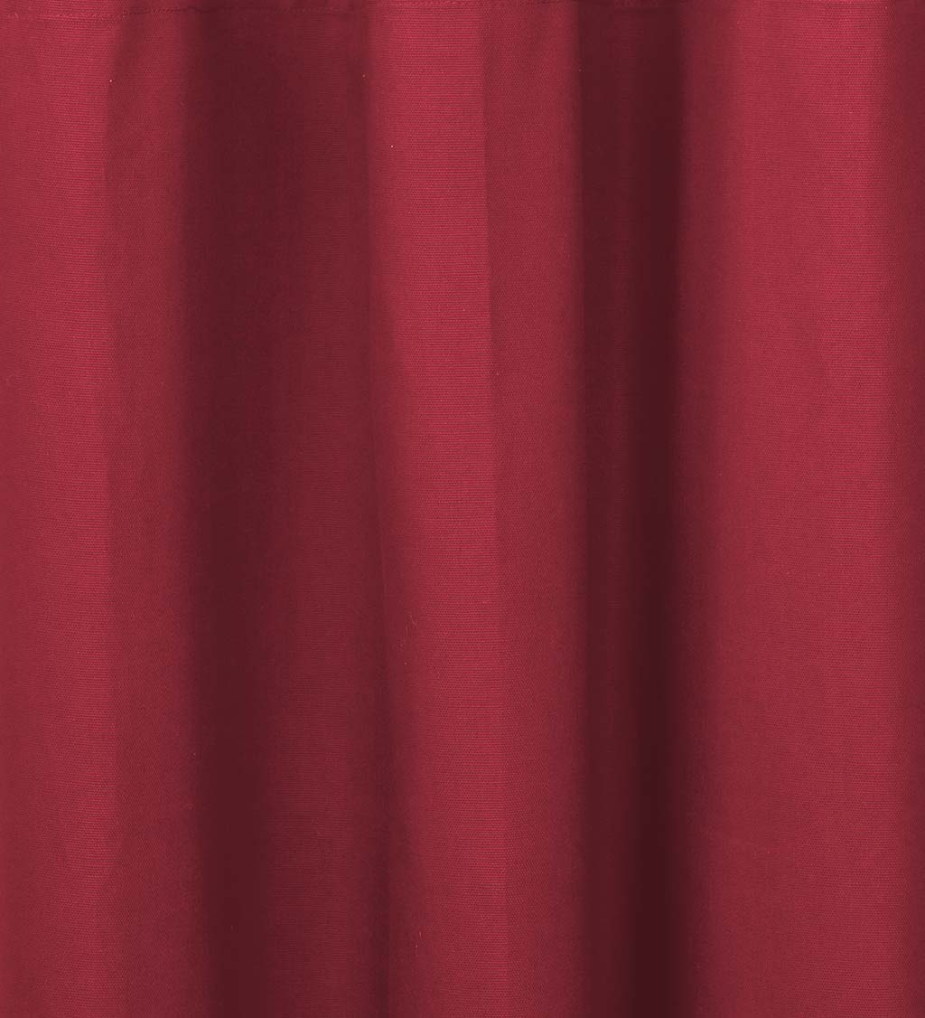 "72"" L Thermalogic Insulated Grommet-Top Curtains, in Red"