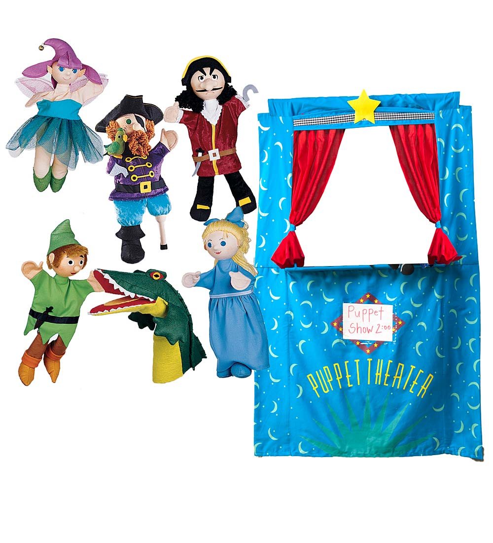 Six Puppets plus Doorway Theater Special