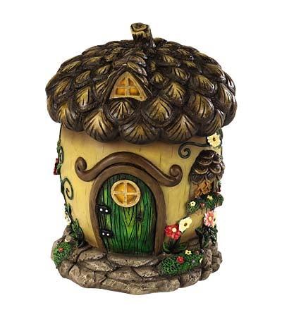 fairy village house