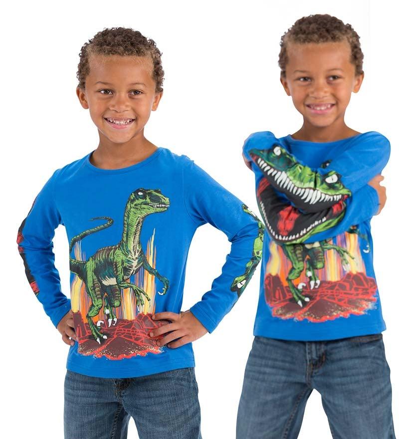 Glow Wild Chomposaurus Tee™