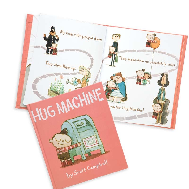 The Hug Machine