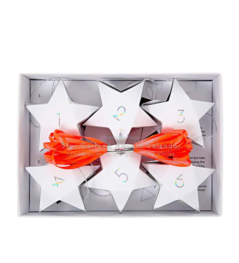 Star Advent Calendar