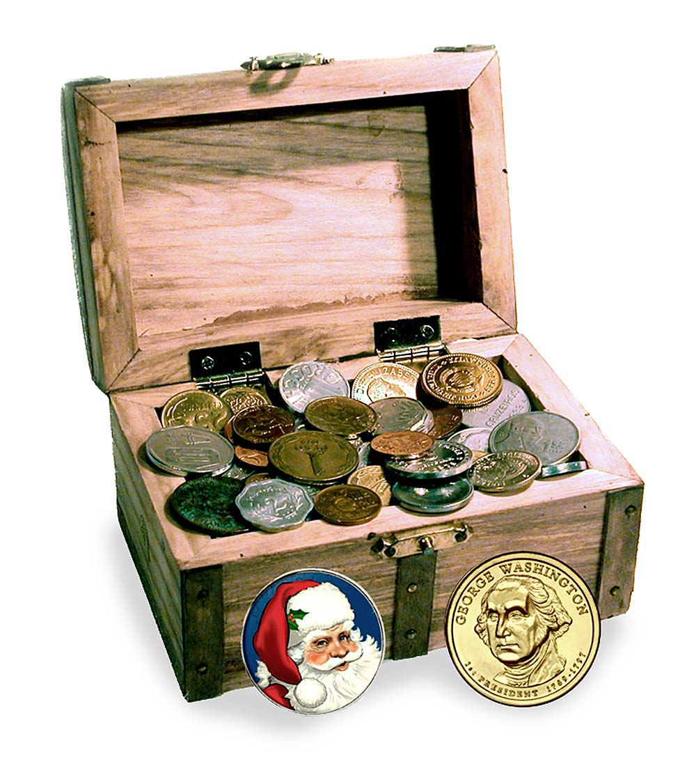 st. nick's treasure chest