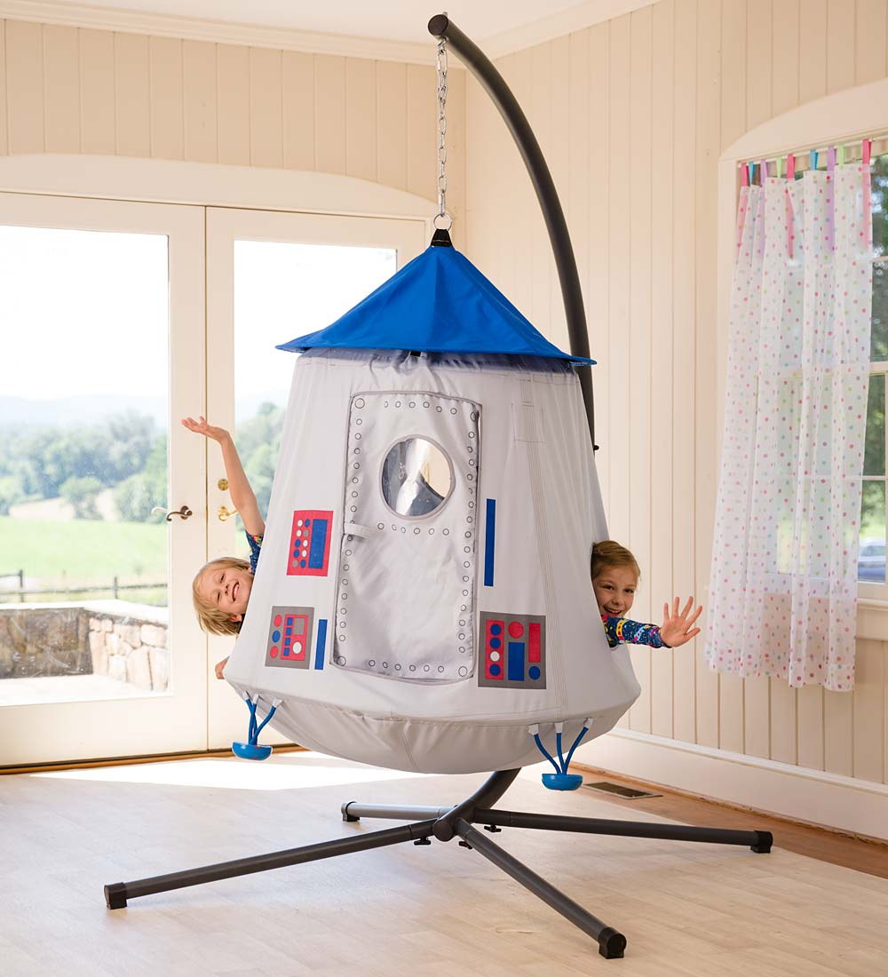 Space Capsule HangOut and Crescent Stand Special