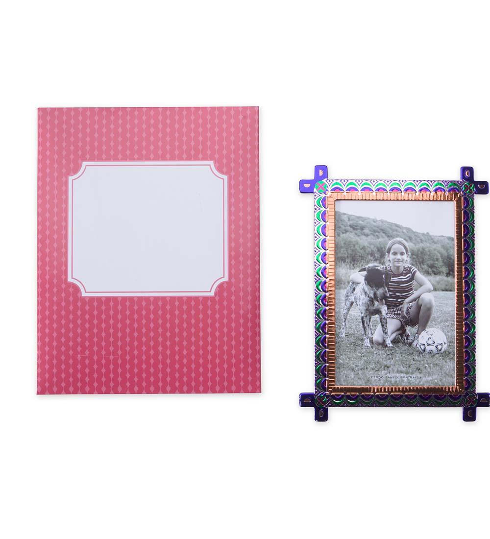 Decorative Foil Gift Frame