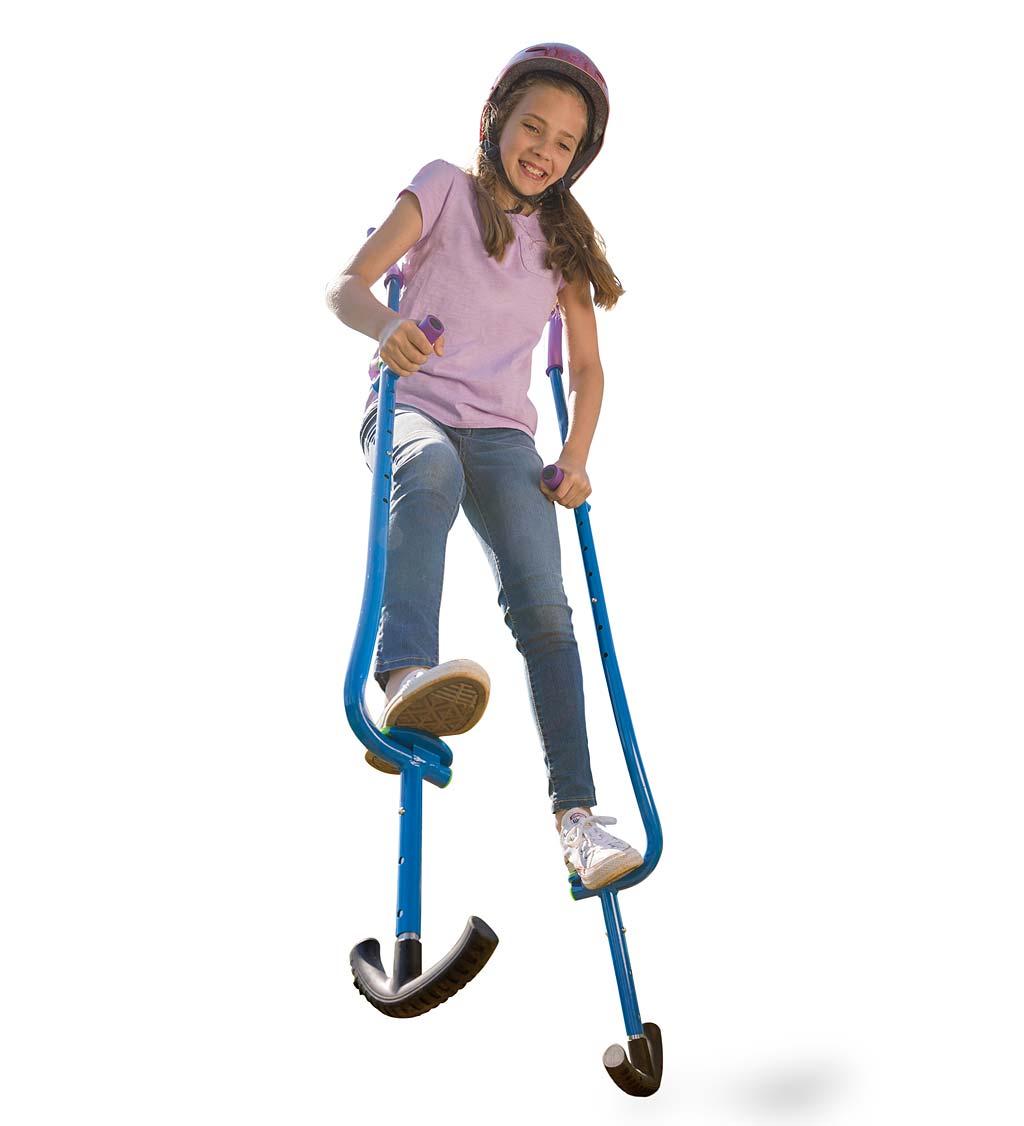 Adjustable Ergonomic Amazing Feats Kids Stilts