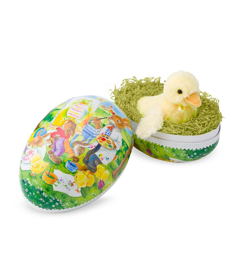 Enormous Egg and Fluffy Duckling Special