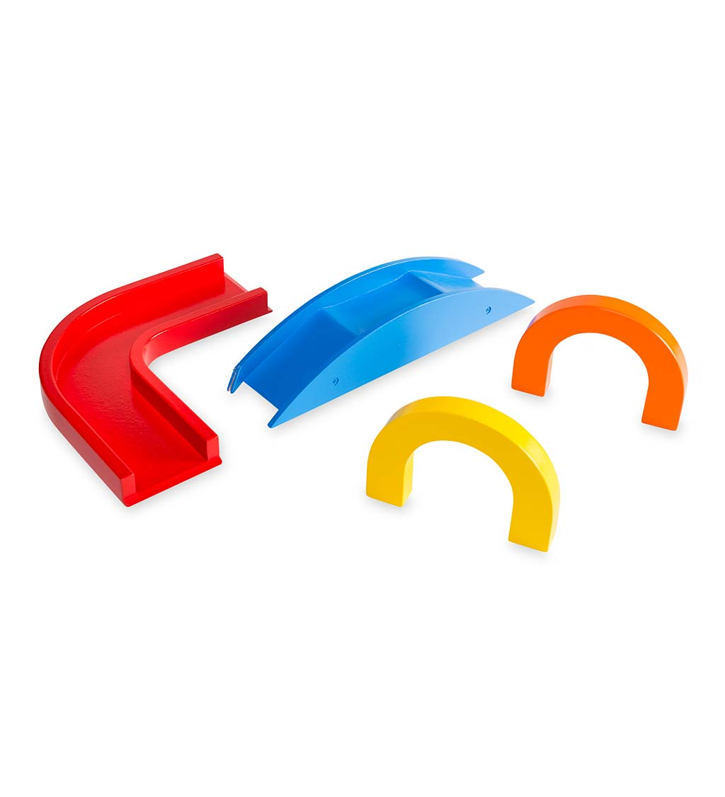 golf pool wooden accessories