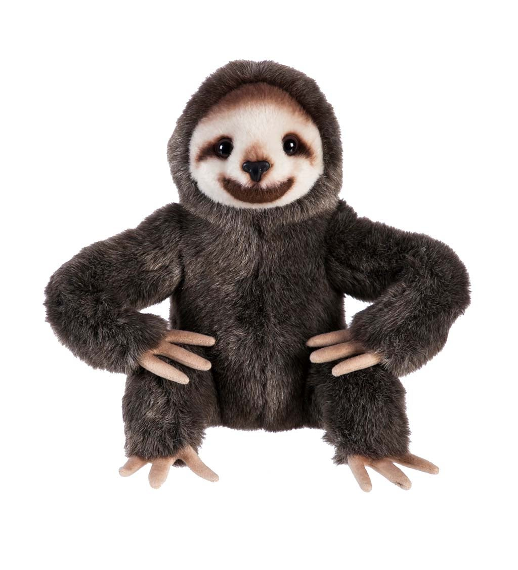Wildlife Adventures Sloth Stuffed Animal