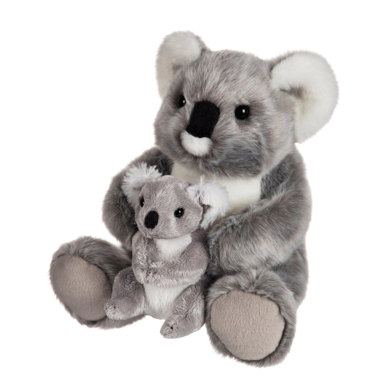 Koala Mom and Baby Stuffed Animal Set