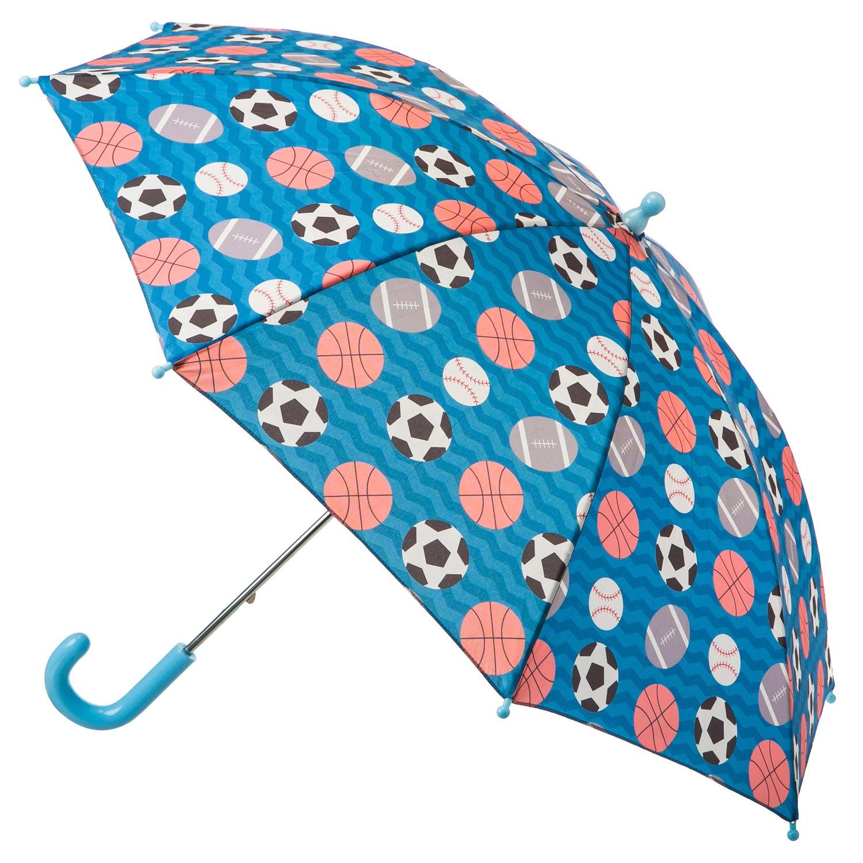 Blue Sports Toddler Umbrella