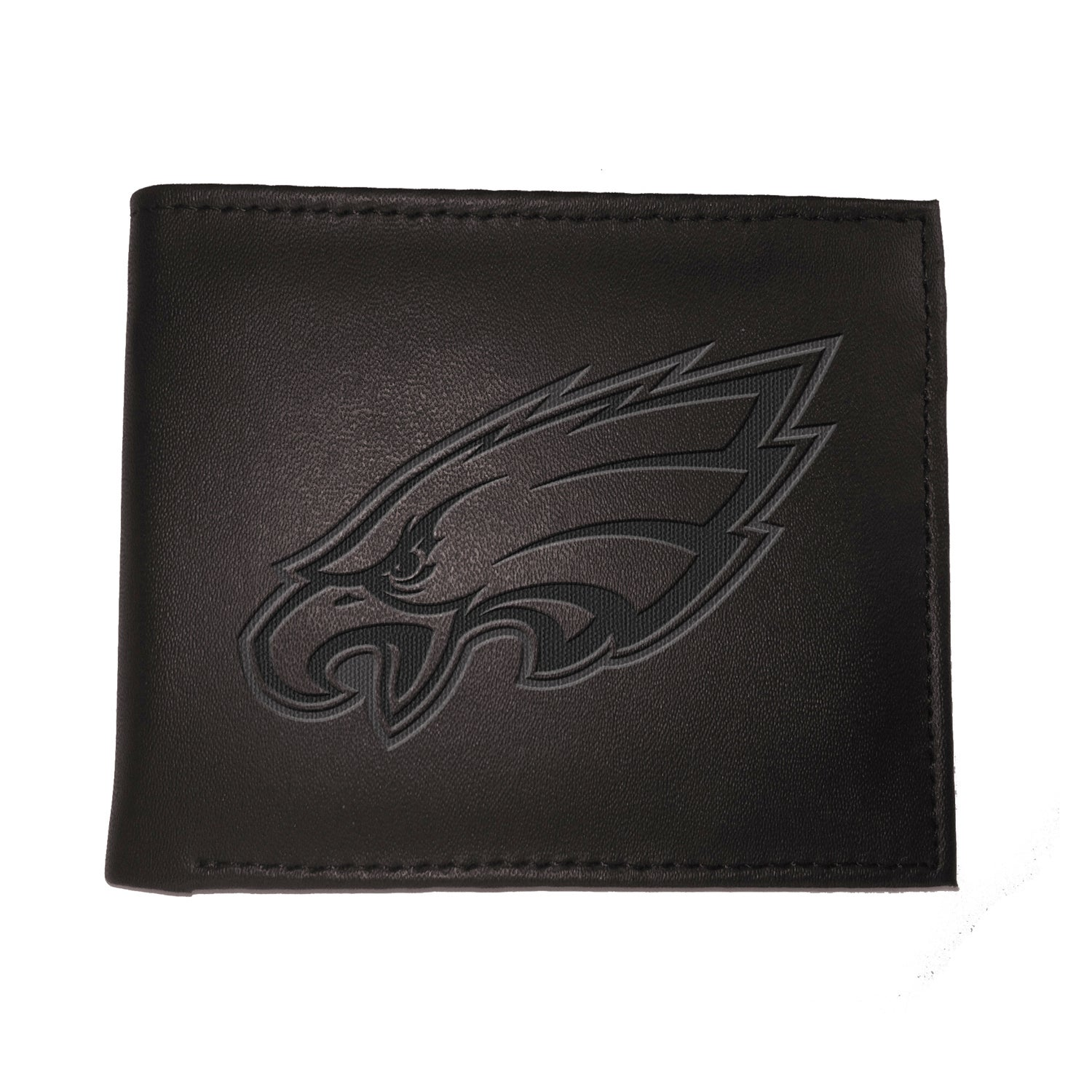 Philadelphia Eagles Bi Fold Leather Wallet